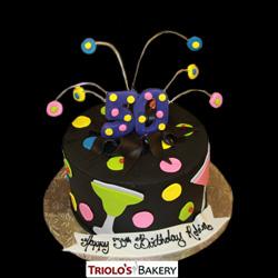50th Birthday Cake Margaritas