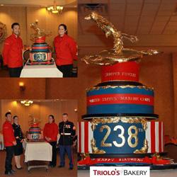 U.S. Marine Corps Ball Cake