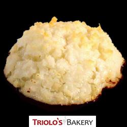 Coconut Macaroons - Triolo's Bakery