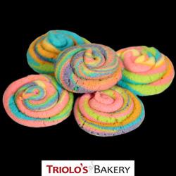 Unicorn Poop Cookies - Triolo's Bakery