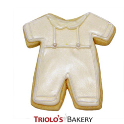 The Jumper Baby Shower Cookie Favor