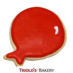 The Balloon Cookie Favor, perfect for birthday, graduation, promotion, retirement, anniversary, wedding, and other special events.