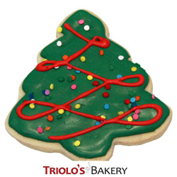 The Xmas Tree Cookie