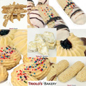 Italian Cookies from Triolo's Bakery