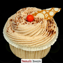Apple Cinnamon Cupcake - Triolo's Bakery