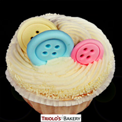 Baby Shower Cupcakes - Triolo's Bakery.