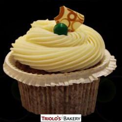 Carrot Cake Cupcakes - Triolo's Bakery
