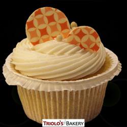 Mimosa Gourmet Cupcake - Triolo's Bakery