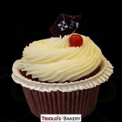 Red Velvet Cupcake - Triolo's Bakery
