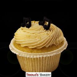 The Elvis Cupcake - Triolo's Bakery