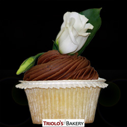 Wedding Cupcake - Triolo's Bakery