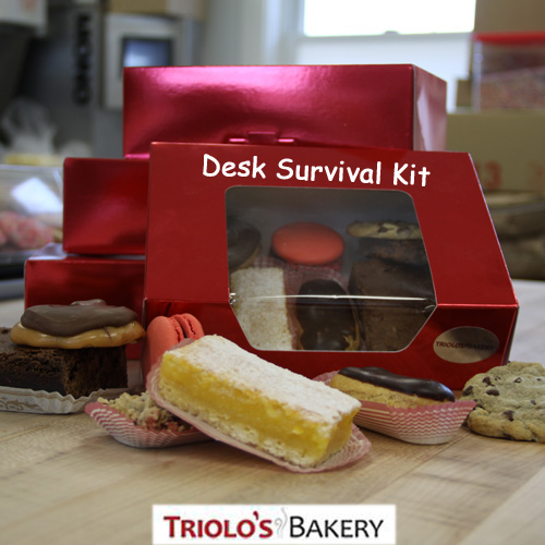 Desktop Survival Kit - Triolo's Bakery