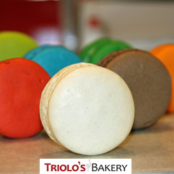 French Macarons from  Triolo's Bakery
