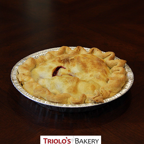 Raspberry Pie - Pies - Triolo's Bakery