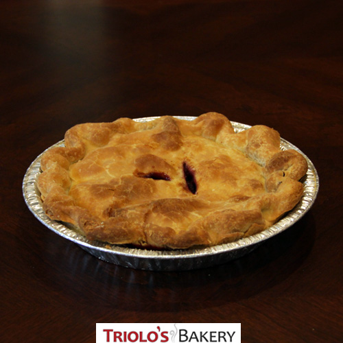 Triple Berry Pie - Pies - Triolo's Bakery